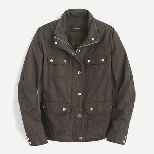 NWT - J. Crew Downtown Field jacket